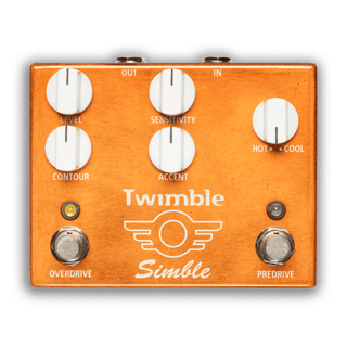 Pedal Mad Professor Twimble Overdrive