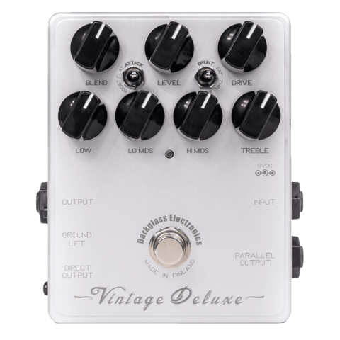 Pedal Darkglass Vintage Deluxe Bass Overdrive