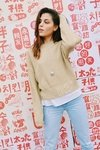 SWEATER MORGANA - BEIGE