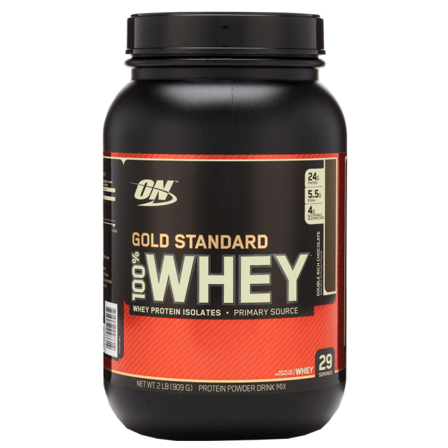 df9900960 100% Whey Gold Standard 2 Lbs Optimum Nutrition