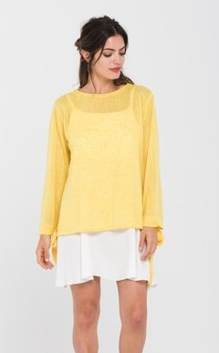 SWEATER PRAIANO AMARILLO