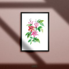 Cuadro WATERCOLOR FLOWERS en internet