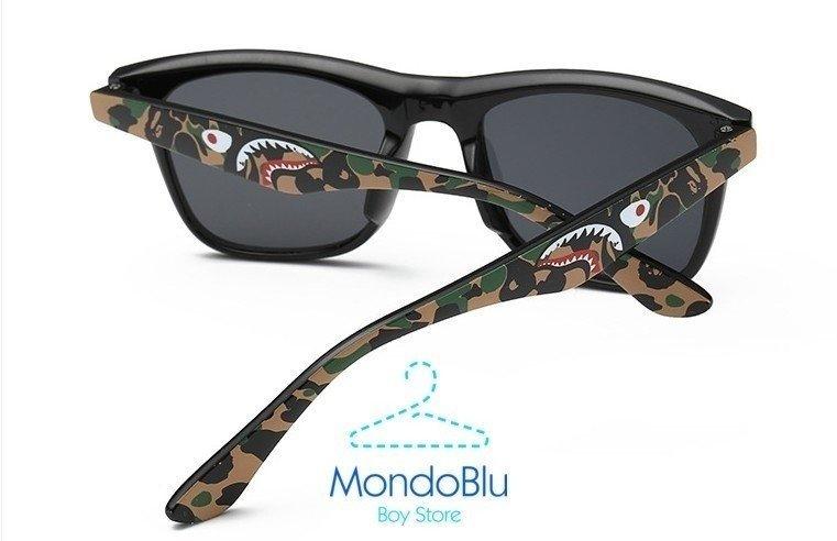 c85990b9e Óculos de Sol Menino UV 400 - Plástico c/ estojo. 0% OFF. 1