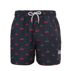 SHORT CHERRY NAVY