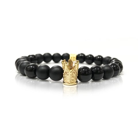 PULSERA BLACK KING