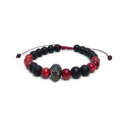 Pulsera SPIDERMAN (rojo)