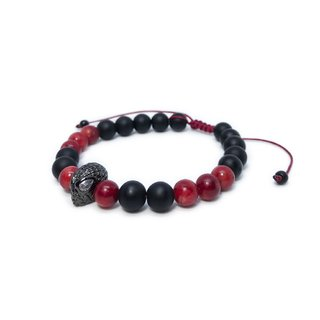 Bracelet SPIDERMAN (red) - buy online