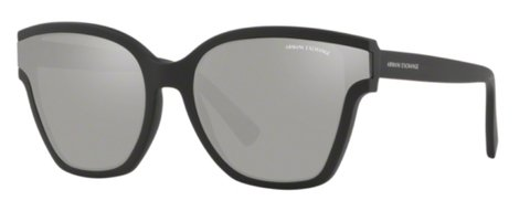 Lentes de Sol Grey Flash Armani Exchange