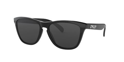 Lentes de Sol Frogskins Polished Black Oakley