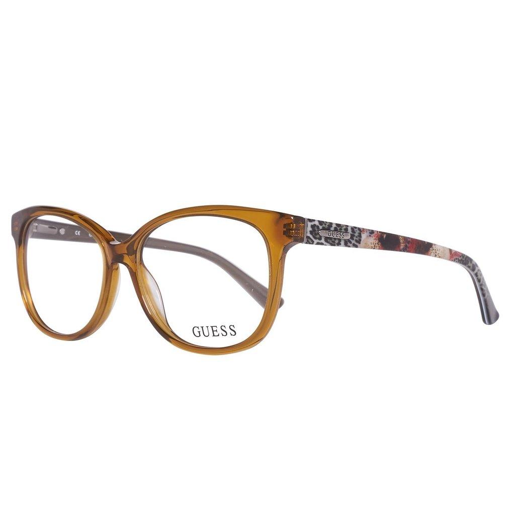 ddf1194198 Oferta! Lentes Opticos Brown Guess GU2505