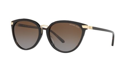 Lentes de Sol Cat Eye Negro Michael Kors