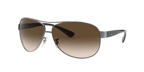 Lentes de Sol Gunmetal Brown Ray-Ban