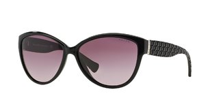 Lentes de Sol Black Purple Ralph