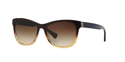Lentes de Sol Brown Gradient Navy Ralph