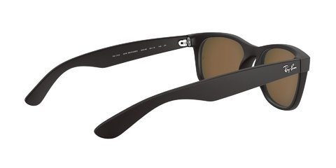 Lentes de Sol New Wayfarer Matte Orange Ray-Ban