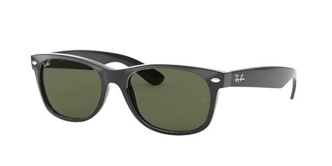 Lentes de Sol New Wayfarer Black Ray-Ban