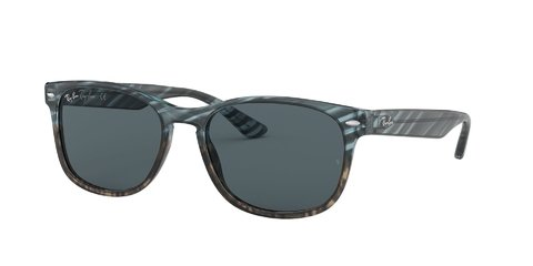 Lentes de Sol Gradient Stripped Ray-Ban