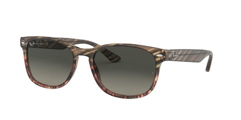 Lentes de Sol Grey Gradient Brown Ray-Ban