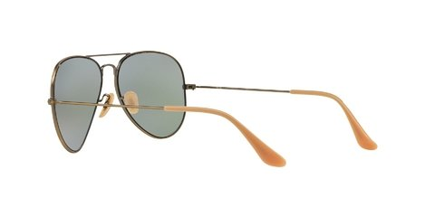 Lentes de Sol Aviator Bronze Blue Flash Ray-Ban - tienda online