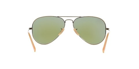 Lentes de Sol Aviator Bronze Blue Flash Ray-Ban en internet