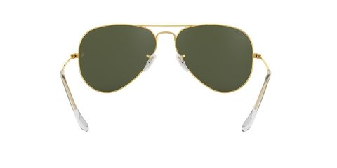 Lentes de Sol Aviator Gold Green G-15 Ray-Ban en internet