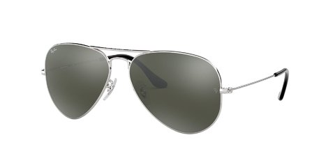 Lentes de Sol Aviator Grey Ray-Ban