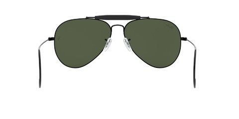 Ray-Ban Outdoorsman en internet