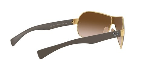 Lentes de Sol High Street Marrãn Ray-Ban