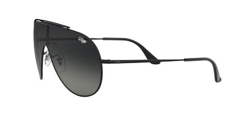 Imagen de Lentes de Sol Wings Black Grey Gradient Ray-Ban