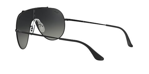 Lentes de Sol Wings Black Grey Gradient Ray-Ban - tienda online