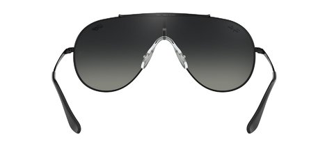 Lentes de Sol Wings Black Grey Gradient Ray-Ban en internet