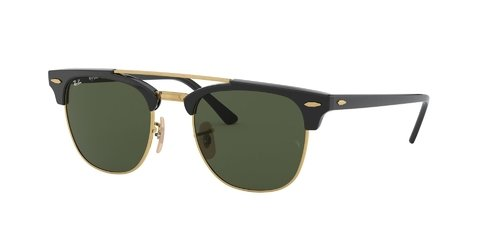 Lentes de Sol Clubmaster Double Bridge Ray-Ban