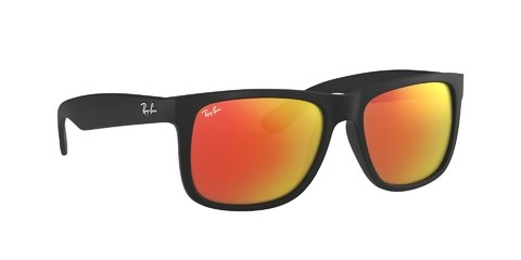Lentes de Sol Justin Orange Ray-Ban - Lens Chile