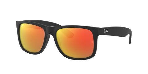 Lentes de Sol Justin Orange Ray-Ban