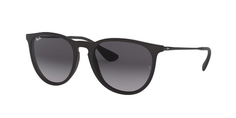Lentes de Sol Erika Black Grey Ray-Ban