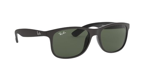 Lentes de Sol Andy Black Green Ray-Ban - Lens Chile