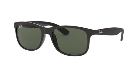 Lentes de Sol Andy Black Green Ray-Ban