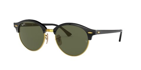 Lentes de Sol Clubround Classic Ray-Ban