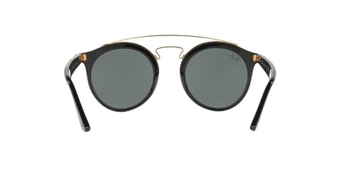 Lentes de Sol Gatsby Black Green Ray-Ban - Lens Chile