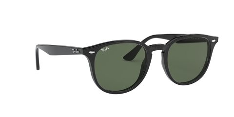 Lentes de Sol Irregular Black Ray-Ban - Lens Chile