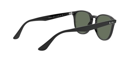 Lentes de Sol Irregular Black Ray-Ban