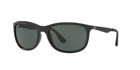 Lentes Ray-Ban 4267 Sport Black Green