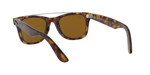 Lentes de Sol Wayfarer Double Bridge Havana Ray-Ban en internet