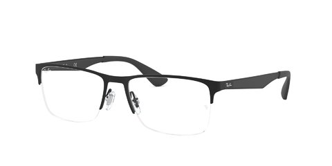 Lentes Opticos Matte Black Ray-Ban