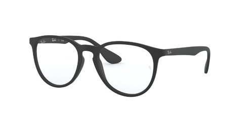 Lentes Opticos Rubber Black Ray-Ban RX7046
