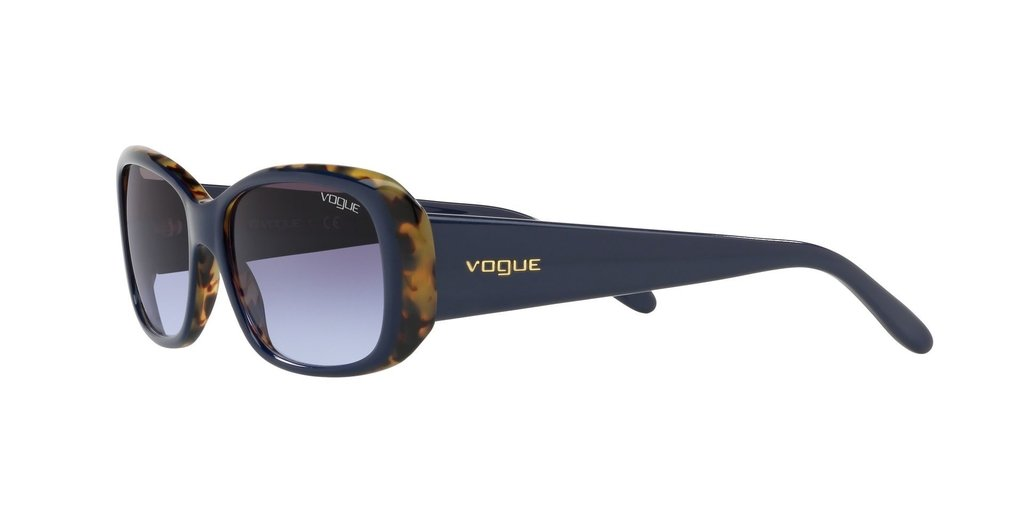e50bc46ef2 Código 10%OFF: LENS2019 / Lentes de Sol Top Blue Tortoise Vogue VO2606