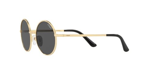 Lentes de Sol Gold Grey Vogue - Lens Chile
