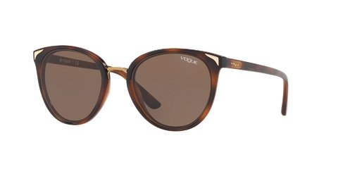 Lentes de Sol Top Light Havana Vogue