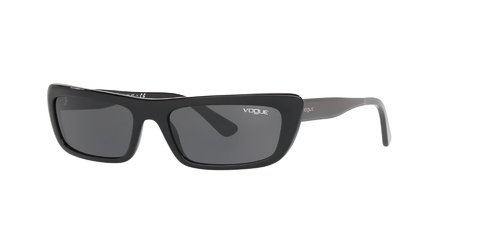 Lentes de Sol Bella Black Grey Vogue