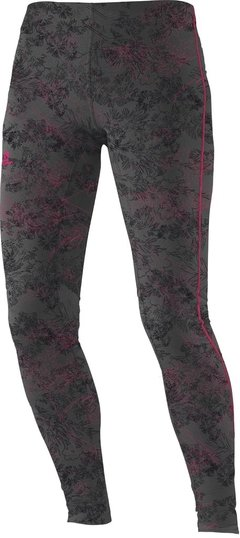 Calça Salomon Graphic Tight Feminina